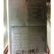 Used Allegheny Bradford Sanitary Heat Exchanger - 93 Sq. Ft.