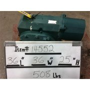 Used Reliance Master XL Speed Reducer - 50:1