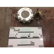 "Used 12""Ø Stainless Steel Buterfly Valve"