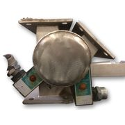 Used 2x4 Stainless Steel Diverter Valve