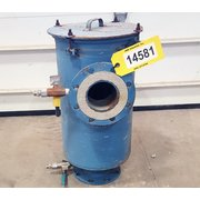 "Used 4"" Solberg Inlet Filter (800CFM) - CSL-335"