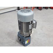 Used 1.5 HP Nord Gear Motor with Boston Gear Reducer