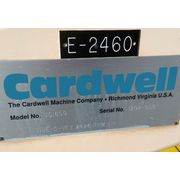 "Used Cardwell Vib-o-vey 24""W X 34'-7"" Stainless Steel Vibrating Shaker Conveyor"