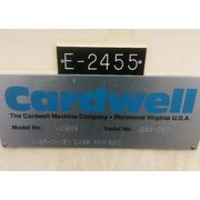 "Used Cardwell Vib-o-vey 24""W X 11' L Stainless Steel Vibrating Shaker Conveyor"
