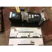 Used 3HP Bucher Hydraulics Power Pack M-4500