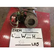 "6"" Young Industries Unused Stainless Steel diverter valve 45 degree"