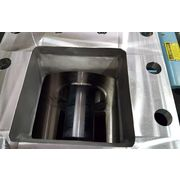 "6"" Young Stainless Steel Rotary Airlock Valve (Parts)"