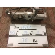 "Used 4"" Salina Vortex FA4 Knife gate valve"