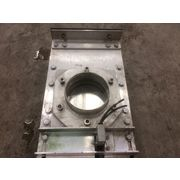 "Used 4"" FA04 Salina Vortex Knife gate valve"