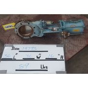 "Used 6"" DeZurik Knife gate valve Figure 824"