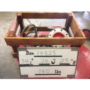 Used Stainless Steel Diverter Valve