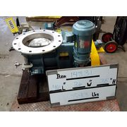 "Unused 12"" Young Industries Side Entry Rotary Airlock Valve 12 SE-CA"