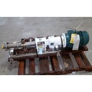 Used 3 HP Moyno Progessing Cavity Stainless Steel Pump PB1D