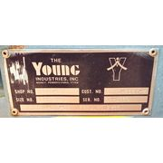 "Used 12"" Young Rotary Valve - SE Series (Parts)"