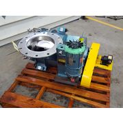 "Used 12"" Young Industries Stainless Steel Rotary Valve 12 SE-CA (Parts)"