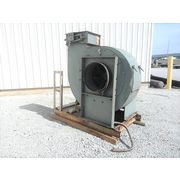 "Used 12,000 CFM @ 20"" SP 364DH Series 20 GI New York Blower NYB Fan"