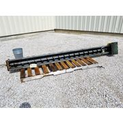 "Used 6""Ø X 10' long Screw Conveyor - no drive"