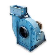 "Used 2,100 CFM @ 12"" SP Twin City Vacuum Industrial Blower Fan RBA-SW size 909"