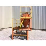 Used 40 Cubic Foot Vertical Auger Mixer Blender