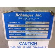 Used Stainless Steel Xchanger Air Heat Exchanger, C-200