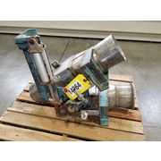 "Used 6"" Stainless Steel Dry Bulk Diverter Valve"