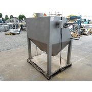 Stainless Steel Double Hopper Bag Dump Station