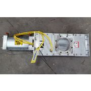 "Used 6"" Salina Vortex Slide Knife Gate Valve"