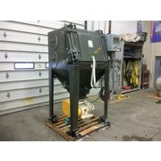 Used NBE Bag Break Dump Station w/ Dust Collection and Airlock