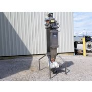 Used Boedecker 340 CFM Stainless Steel Dust Collector with Fan