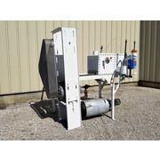 Used 50 HP Gardner Denver Positive Displacement Blower 4509 with air cooler
