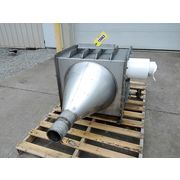 Used Stainless Steel Xchanger Air Heat Exchanger C-175