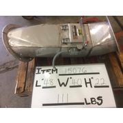 Used Eriez Stainless Steel Industrial Plate magnet