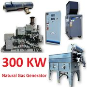 Used 300KW Natural Gas Generator Waukesha Enginator VGF18GL Extender Series