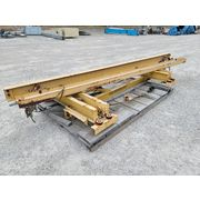 Used 1 Ton Under Running Overhead Bridge Crane