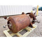 Used 80 Gallon Stainless Steel Mix Tank Vessel Jacketed