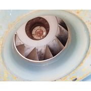 "4,400 CFM @ 51.6"" SP Used 50HP New York Blower NYB 2612 ALUM"
