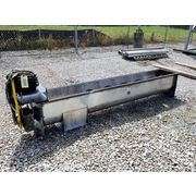 "Used 16"" dia. X 10' long Industrial Screw Auger Conveyor"