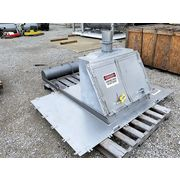 Used Day 180 Cubic Foot Stainless Steel Double Ribbon Blender Mixer, Jacketed