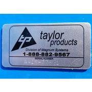 New Taylor Products Model A Air Packer Valve Bagger
