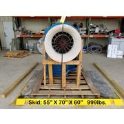 Used 3.5M to 21M [BTU/H] Power Flame Air-Atomizing Burner - Model HPG-E15V