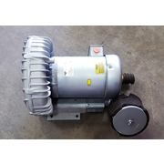 "Used 215 CFM @ 105"" SP 5 HP Gast Idex Regenair Regenerative Blower R635OA-2"