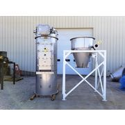 Used 1120 CFM MAC Stainless Steel Dust Filter Collector 96AVR14 [160 sq. ft]