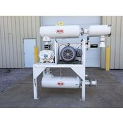 Used 50 HP Roots Dresser Vacuum Blower Package 68 U-RAI Gas