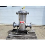 Used MAC Inline Absolute Filter Stainless Steel