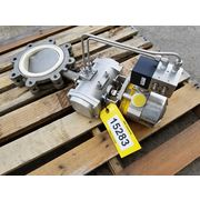 "Used 6"" Bray Butterfly Valve - Stainless Steel"
