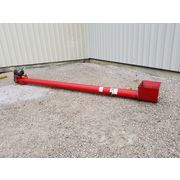 "Used Westfield Industries Screw Conveyor 7"" dia. X 14' Long"