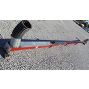 Used Screw Auger Conveyor 6 inch x 32 ft long