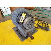 Used Spencer 2.5 HP Vortex Regenerative Blower - VB-019-E