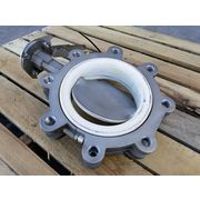 "Used 6"" Bray Butterfly Valve"