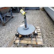 Used 75 Cu/Ft Gemco Double Cone Blender [PARTS]